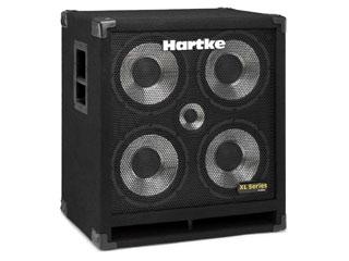 Hartke/ハートキー 4.5XL ベースアンプキャビネット 4x 10 BASS CABINET / 400W 【国内正規品】 【RPS160327】