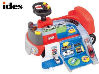 ides/アイデス トミカ サーキットトレーラー 乗用玩具 ※電池別売り 【1歳以上】