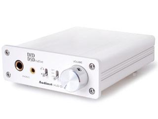 Audinst HUD-DX1 WHITE/白 ヘッドフォンアンプ