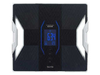 TANITA/タニタ RD-910-BK(メタリックブラック) デュアルタイプ体組成計 インナースキャンデュアル