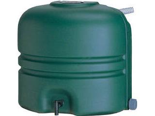 KODAMA/コダマ樹脂工業 【代引不可】雨水タンク ホームダム110L RWT-110 グリーン