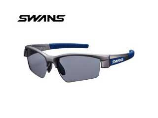 【人気モデル】 SWANS/スワンズ LISIN-0151-MGMR LION SIN (マットガンメタ×ネイビー/レンズ:偏光スモーク 両面マルチ)