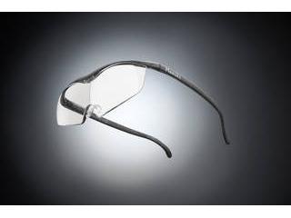 Hazuki Company/ハズキ 【Hazuki/ハズキルーペ】メガネ型拡大鏡 ラージ 1.85倍 ブラックグレー 【ムラウチドットコムはハズキルーペ正規販売店です】