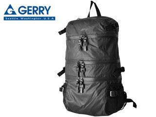 GERRY/ジェリー GE1201-BK GERRY MAGIC PRO 気室可変リュック (ブラック)