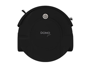 DOMO ELEKTRO/ドモエレクトロ 【納期5月中旬以降】DM0001-BK DOMO AUTO CLEANER(オートクリーナー)お掃除ロボット ブラック