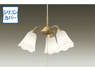 【nightsale】 DAIKO/大光電機 DXL-81269 LEDシャンデリア (ゴールドアンティーク色塗装)【~4.5畳】※ランプ付