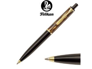 Pelikan/ペリカン ボールペン■クラシックK200【マーブルブラウン】