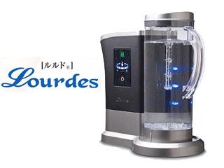 ビクトリージャパン HS-72 水素水生成器 ルルド (シャインシルバー)