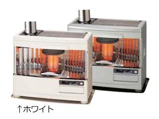 SunPot/サンポット KSH-7031KC R 煙突式 半密閉式 暖房機 Kabec/カベック (ホワイト)