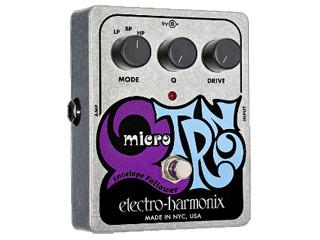 【nightsale】 electro harmonix/エレクトロハーモニクス Micro Q-Tron エンベロープフィルター エフェクター 【国内正規品】