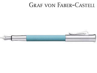 グラフフォンファーバーカステル ギロシェ ターコイズ FP (EF) 145202