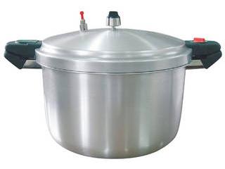 アルミ業務用圧力鍋 SHP16