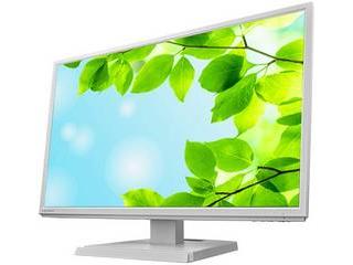 I・O DATA アイ・オー・データ ADSパネル採用 USB Type-C搭載超解像23.8型ワイド液晶ディスプレイ LCD-CF241EDW ホワイト