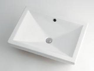 KAKUDAI/カクダイ 493-002 角型洗面器