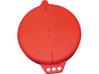 Panduit/パンドウイットコーポレーション ゲートバルブロックアウト 赤 PSL-V13