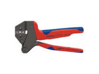 無料配達 クリンピングシステムプライヤー KNIPEX/クニペックス 9743-05:ムラウチ 9743-05-DIY・工具
