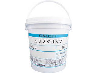 SINLOIHI/シンロイヒ ルミノグリップ 1kg レッド 20016X