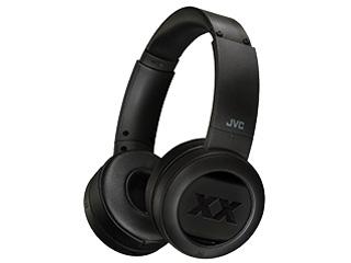 JVC/Victor/ビクター HA-XP50BT-B(ブラック) ワイヤレスステレオヘッドセット