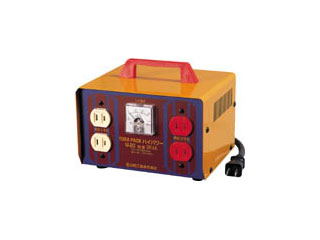 NICHIDO 変圧器/日動工業 変圧器 昇圧器ハイパワー NICHIDO/日動工業 2KVA 2芯タイプ/M-20 2芯タイプ/M-20 (100V-115・125V), リカーアイランド:235c3411 --- sunward.msk.ru
