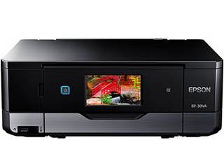EPSON エプソン A4インクジェットプリンター カラリオV-edition 高画質モデル 6色染料 作品印刷機能 Wi-Fi Direct EP-30VA 節分 ギフトラッピング 修理保証 イベント お彼岸 バレンタインデー