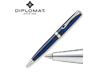 DIPLOMAT/ディプロマット 【Excellence A/エクセレンスエー】ローマ ブラックブルー BP