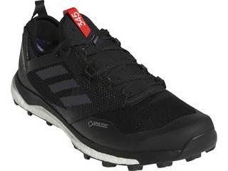 adidas/アディダス TERREX AGRAVIC XT GTX コアブラック×グレーファイブF17×ハイレゾレッドS18 270 AC7655