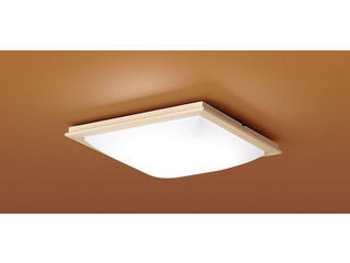 Panasonic/パナソニック LGBZ1804 和風LEDシーリングライト 白木【調色調光】【~8畳】【天井直付型】