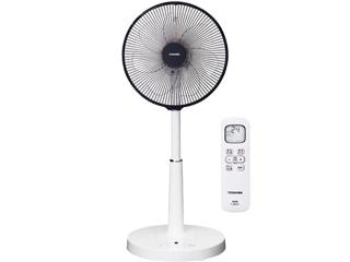 TOSHIBA/東芝 F-DLX70(W) DCリビング扇風機 ホワイト リモコン付き