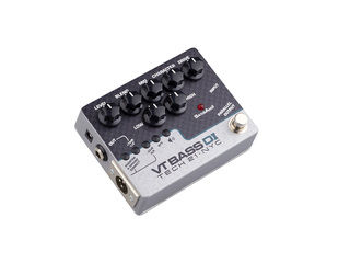 TECH21/SansAmp 【正規輸入品】 VT Bass DI ベース用アンプシミュレーター