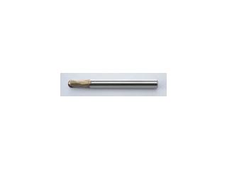 UNION TOOL/ユニオンツール 超硬エンドミル ボール R5×刃長15Xφd10 HB21001500