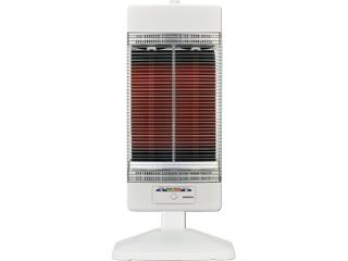 暖房のコロナの自信作!身体をしんまであたためます。家族でしっかり暖まるファミリータイプ CORONA/コロナ CH-129R(W) 遠赤外線暖房機「コアヒート」 ホワイト