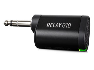 LINE6/ラインシックス Relay G10T ワイヤレス・トランスミッター (RelayG10)