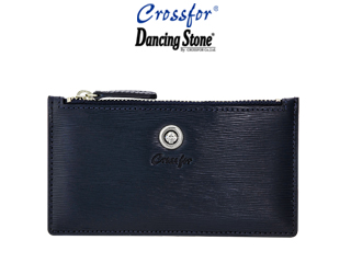 Cross for NewYork/クロスフォーニューヨーク 本革■ダンシングストーン■Cカードポケット【DS Cashless pocket】■(NYOC-001)