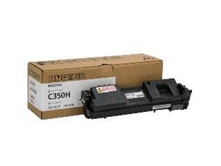 RICOH/リコー SP C352用RICOH SP トナー ブラック C350H 600555 納期にお時間がかかる場合があります