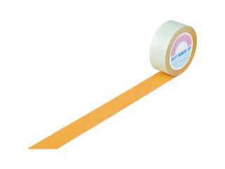 J.G.C./日本緑十字社 ガードテープ(ラインテープ) オレンジ 50mm幅×100m 屋内用 148055