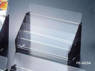 VELOS/ベロス パンフレットスタンド 2レツ3ダン PE-423A