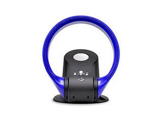 ベルソス ベルソス 温風機能付き羽根なしサーキュレーター ブルー VS-S100BL