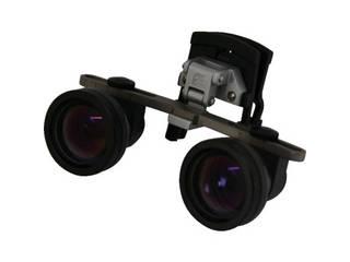 FUKUI/福井眼鏡 フェザント 精密作業用ルーペ(クリップタイプ) 2.5×38 FG510