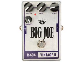 Big Joe/ビッグジョー R-404 【BIG JOEエフェクター】 VINTAGE II (2) オーバードライブ/ディストーション 【BJEFF】
