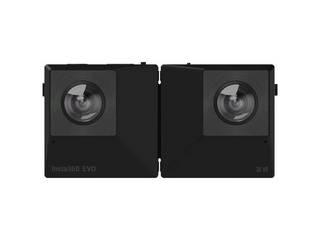Insta360 CINEVOX/A-BK 180度3D / 360度カメラ Insta360 EVO ブラック