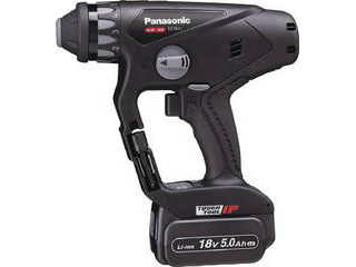 Panasonic/パナソニック 充電マルチハンマードリル18V 5.0Ah 黒 EZ78A1LJ2G-B