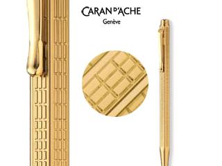CARAN dACHE/カランダッシュ 【Ecridor/エクリドール】アーバン ゴールド メカニカルペンシル 0004-368