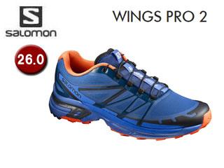 SALOMON/サロモン L39264300 WINGS PRO 2 ランニングシューズ メンズ 【26.0】