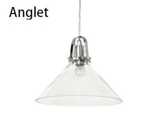 【nightsale】 ELUX/エルックス LC10788 ルチェルカ 1灯ペンダント アングレット
