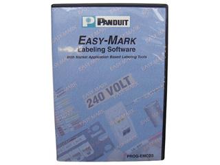 Panduit/パンドウイットコーポレーション Easy-Markラベル印字ソフト PROG-EMCD3
