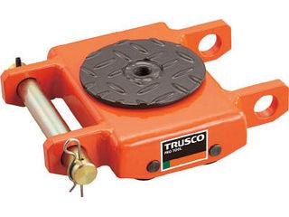 TRUSCO/トラスコ中山 オレンジローラー ウレタン車輪付 低床型 1TON TUW-1T