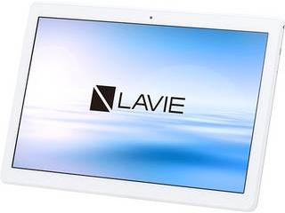 NEC 納期未定 10.1型タブレット ラヴィ LAVIE Tab E PC-TE710KAW ホワイト