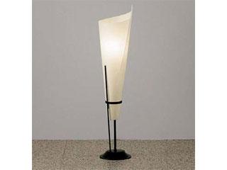ENDO/遠藤照明 ERF2011B 和風照明 スタンド 黒艶消 【電球色】ランプ付