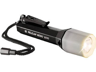 PELICAN/ペリカンプロダクツ ニモ 2010N 黒 リコイルLEDライト 2010NBK