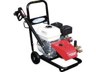 SUPER INDUSTRIES/スーパー工業 【代引不可】エンジン式高圧洗浄機SEC1015-2N(コンパクト&カート型)